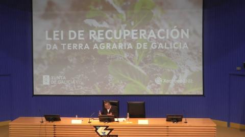 Rolda de preguntas - Xornada A Lei de recuperación da terra agraria de Galicia.